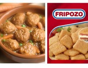 Fotografía de alimentos para envase / packaging - Fripozo