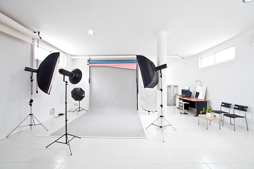 alquiler estudio fotografico bilbao