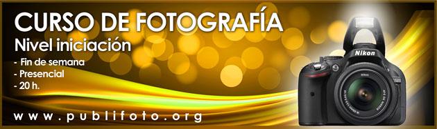 Curso iniciación a la fotografía en Madrid