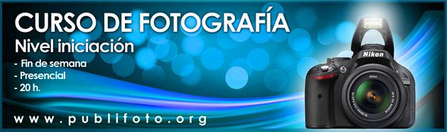 Curso fotografía Murcia