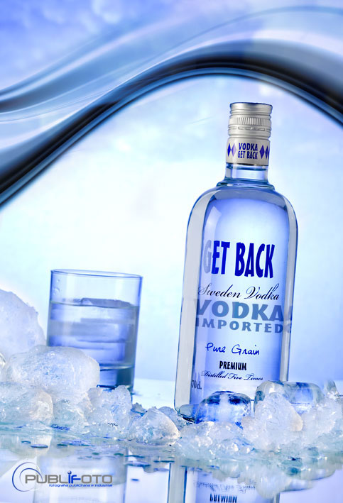 Vodka Jet Back