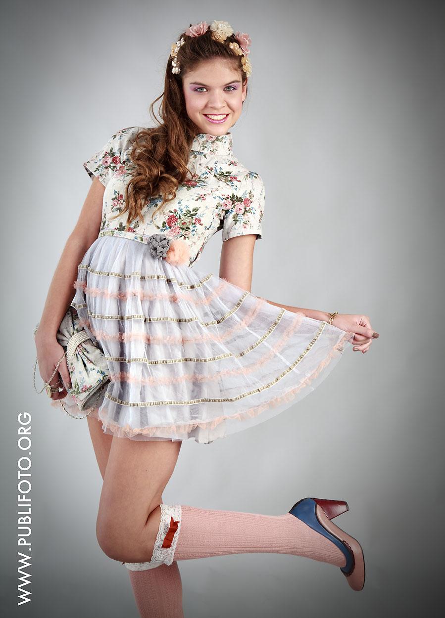 Cadena Cuatro, fotografías de Moda.