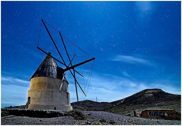 Molino de Cabo de Gata