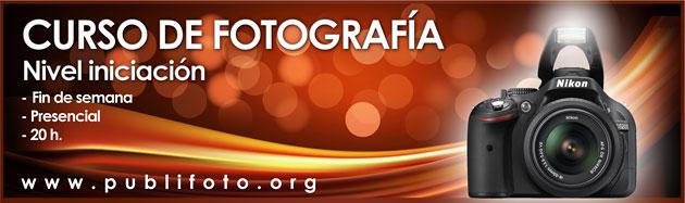 Cursos de fotografía en Almería - Iniciación