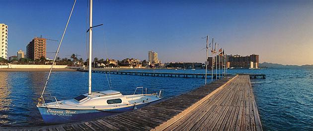 El Mar Menor - San Javier - Cartagena - Curso de fotografía