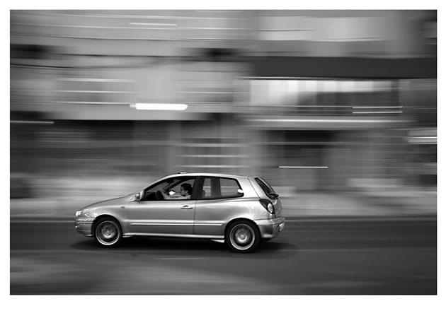 Fotógrafo de automóviles
