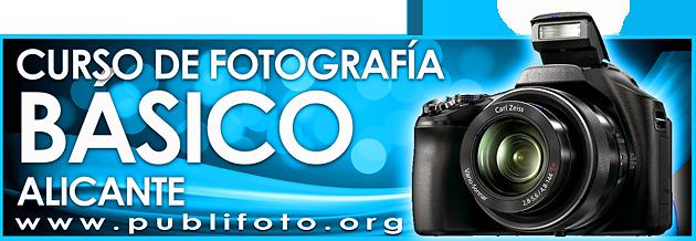 Curso de fotografía en Alicante