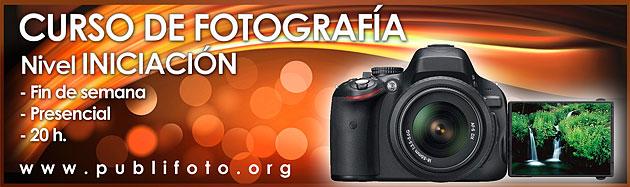 Curso fotografía Alicante
