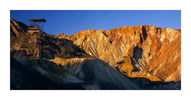 Minas de Mazarrón - Curso de fotografía