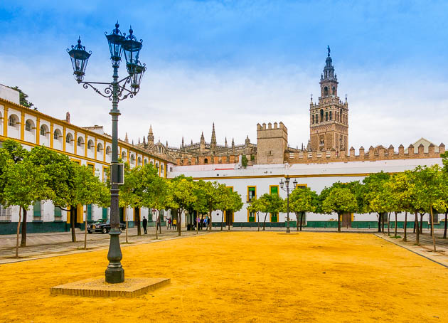 La Giralda - Sevilla