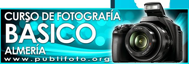 Curso básico de fotografía en Almería