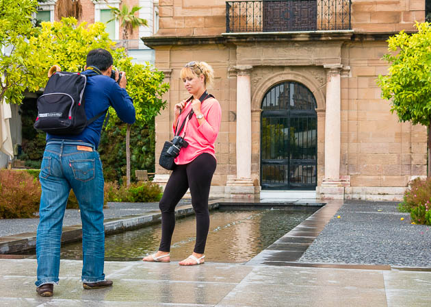 Escuela de fotografía en Málaga