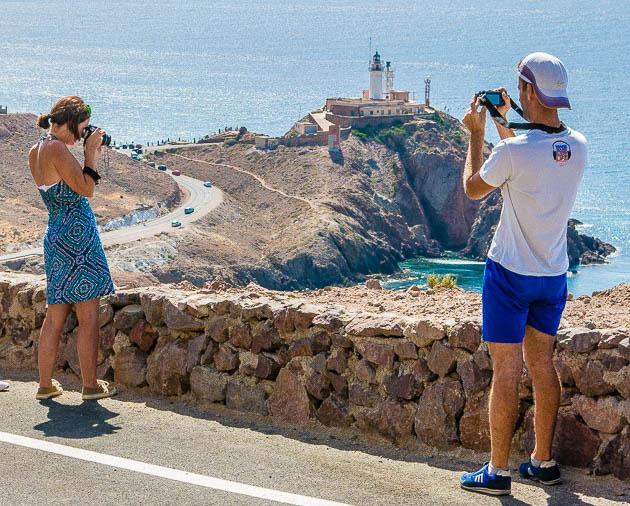 Mirador Faro Cabo de Gata