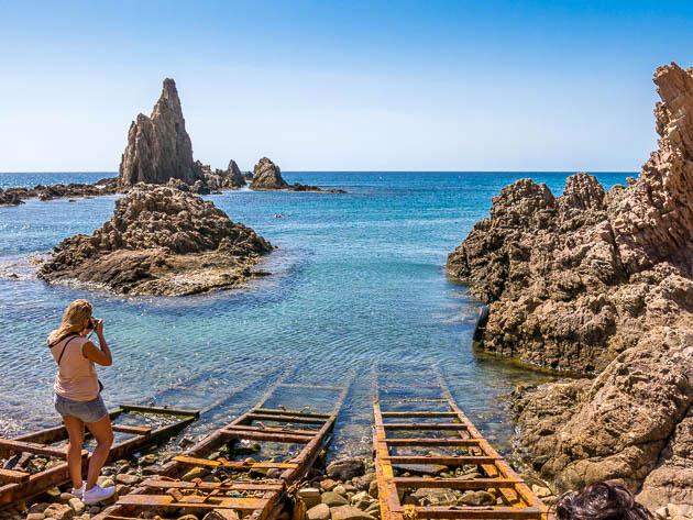 Cursos de fotografía - Cabo de Gata