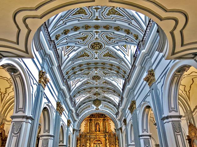 Málaga - Iglesia de San Juan