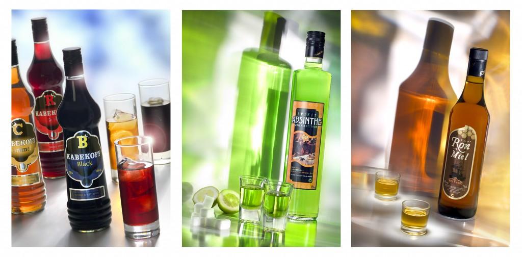 Absenta - Fotógrafo de vino, bebidas y licores.