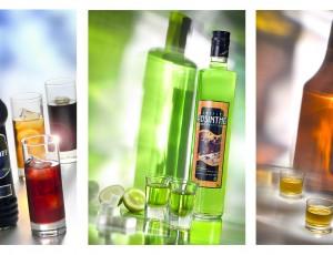 Absenta – Vodka – Ron