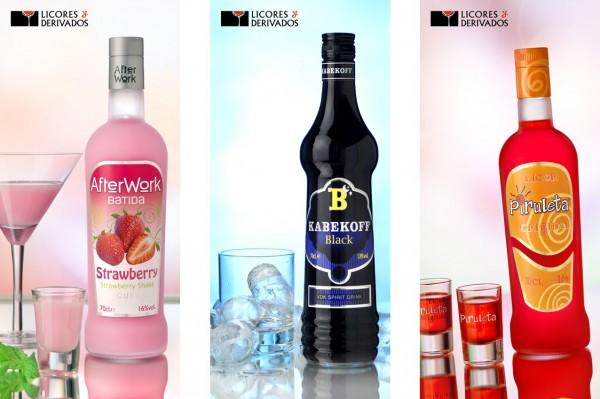 Fotografía de bebidas espirituosas