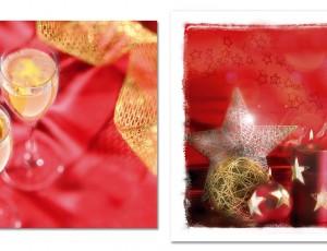 Fotografía ilustrativa navideña