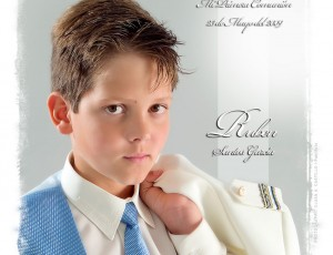 Rubén – Reportaje de Comunión
