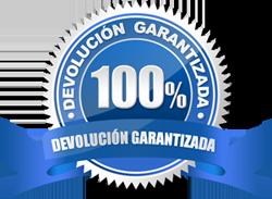 Garantía del 100%